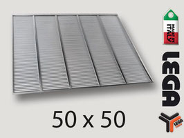 Escludi regina in metallo 50X50 senza cornice