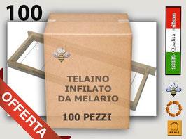 Telaino melario 100 pezzi x € 0,78