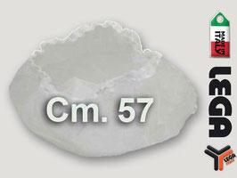 Sacco ricambio naylon per filtro diametro cm. 57