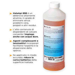 Igenizzatore apistico Halaapi 828