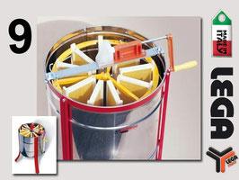 Smelatore inox radialnove manuale LEGA