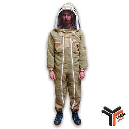 Tuta Astronauta Pro Ventilata con maschera Lega