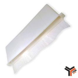Nutritore a tasca in plastica per melario Lega Bianco