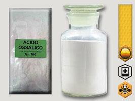Acido ossalico gr. 100