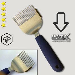 Forchetta per disopercolare inox BeePro