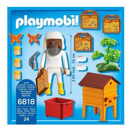 Playmobil® Apicoltore con arnia e attrezzi apistici
