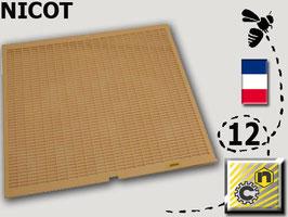Escludiregina NICOT in plastica 50x50 cm.