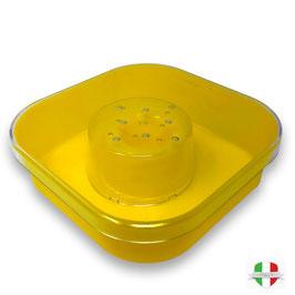 Nutritore quadro da 1 litro tipo Baravalle