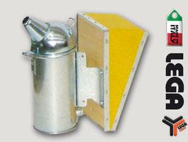 Affumicatore zincato cm 8 senza protezione