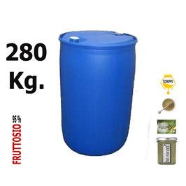 UniFrut 70-95 Fruttosio fusto kg. 280