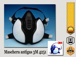 Maschera antigas 3M 4251