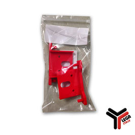 Cerniera in plastica per coperchio smelatore x 2