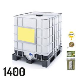Sciroppo alimento per api beesweet in cisterne da 1400  kg.