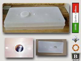 Nutritore a depressione plastica BioLetalVarroa