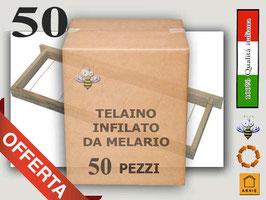 Telaino melario 50 pezzi x € 0,80