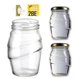 Vaso Miele BEE2BE gr. 250 X 24 pezzi