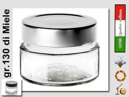 Vaso Ergo 106 T70 H 18 con Capsula Argento