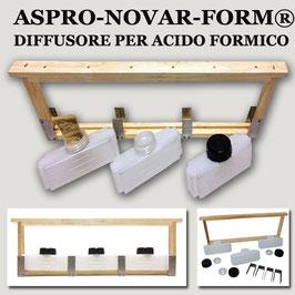 """Aspro-Novar-Form"""" Evaporatore per Acido Formico"""" montato"""