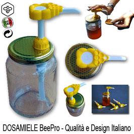 Dosamiele BeePro (favo giallo) su capsula da 500 e 1000 gr.