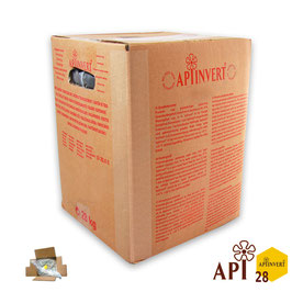 Apiinvert bustone con tappo dosatore da 28 kg.