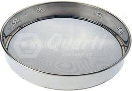 Filtro in acciaio inox quarti per maturatore 400 kg.