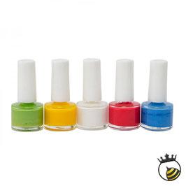Colori Ape Regina | set 5 pezzi
