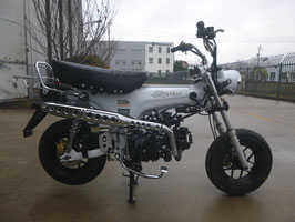 Skymax 125 EFI - Nachbau Honda Dax