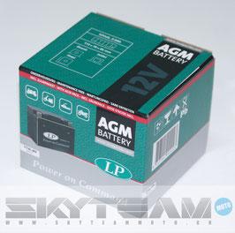 Landport Starterbatterie AGM Technologie