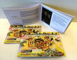 """Sammelalbum """"Schachtelteufel"""" Band 1"""