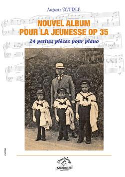 Auguste Schirlé : Nouvel album pour la jeunesse