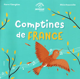 Pierre Tiberghien, Comptines de France