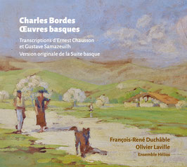 Charles Bordes, Oeuvres basques