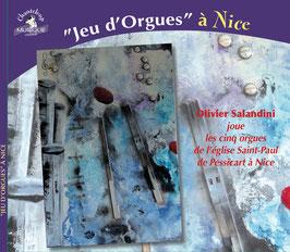 Jeu d'orgues à Nice