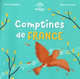 Pierre Tiberghien : Comptines de France