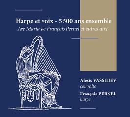 Harpe et voix: 5500 ans ensemble
