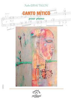 Nacho Ribas : Canto mítico pour piano
