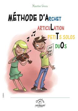 Méthode d'Alto - Maurine Sousa