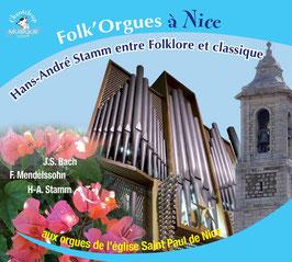Folk'orgues à Nice