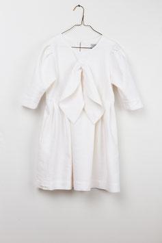 ADELE DRESS WHITE