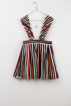 PINAFORE DRESS STRIPES