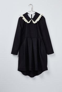 SUNDAY WOOL DRESS BLACK
