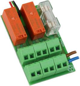 Relaismodul 230V mit Stromverteiler