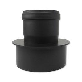 Pelletrohr Erweiterung für Ø 80 mm - 120 mm