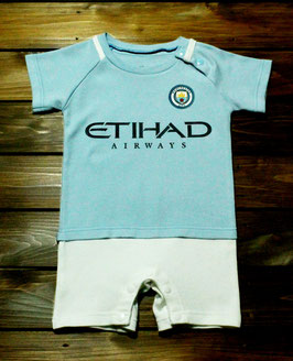 Manchester City Romper 2017-18