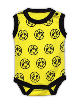 Borussia Dortmund Sleeveless Bodysuit