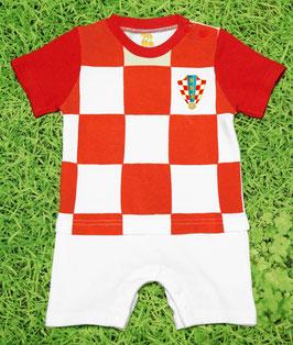 クロアチア代表ショートオール2018