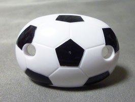 football shaped soother