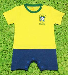 ブラジル代表ショートオール2018