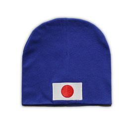 日本を応援するベビーキャップ
