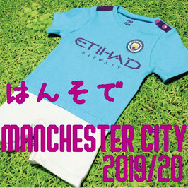 Manchester City Romper 2019-20
